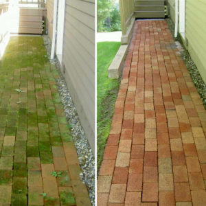 power-washing-brick-walkway